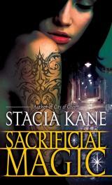 Sacrificial Magic by Stacia Kane Review: Chess, two men and turmoil
