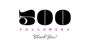 500fllowers