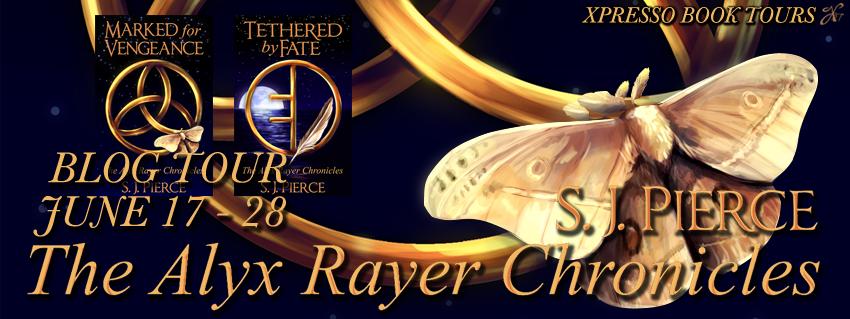 Blog Tour, Free eBook & Reviews: Alyx Rayer Chronicles by S.J. Pierce
