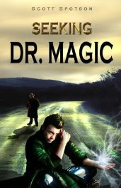 Seeking Dr Magic by Scott Spotson Review: Detective vs Magician